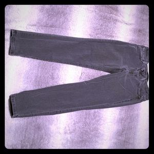Joes jeans ankle length in grey